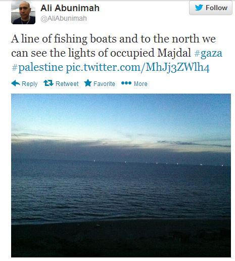 Ali Abunimah goes to Gaza