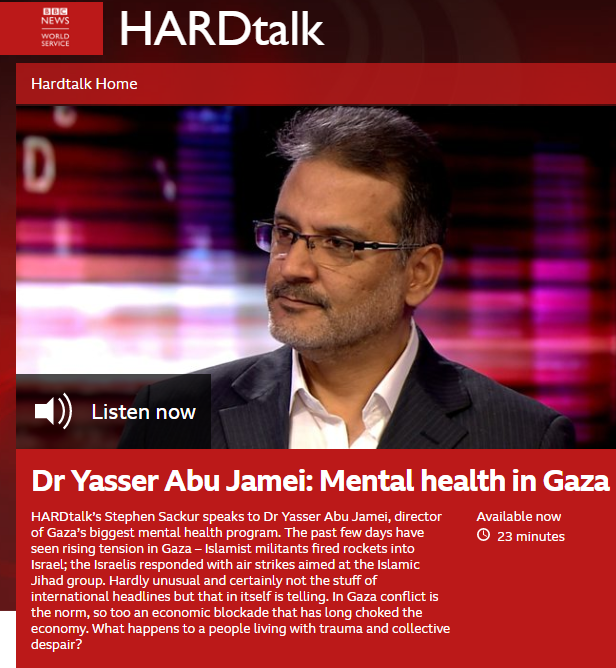 BBC's 'Hardtalk' promotes half a story from 2014