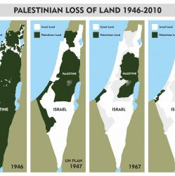 Daily Mail legitimises four Palestinian maps that lie