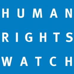 Human Rights Watch maligns Israel with lies on top of lies